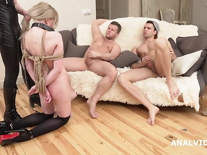 Tiers of Pain, Lizy Smoke total Submission - Hard Sex
