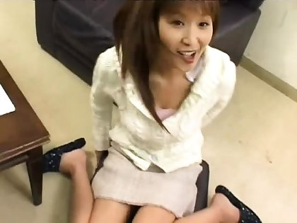 Japanese teen muted