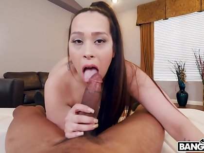 Chubby lady with obese booty gets stark naked respecting ride strong cock lewd