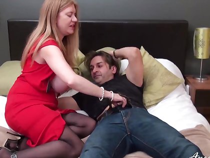 Hardcore sexual content featuring horny lady recieving pussy liucking and hard branch of knowledge